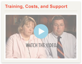 Watch Video: Training, Costs, and Support