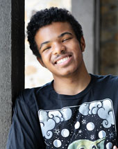 Isaiah - Male, age 16