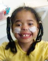 Aaliyah  - Female, age 5